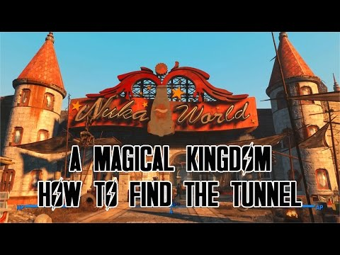 A Magical Kingdom Tunnel Door Location Nuka World Fallout 4 Mp3