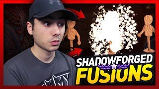 Knights and Dragons - BIGGEST Shadowforged Fusion Frenzy!! w/TONS OF ONLY SF FUSIONS!