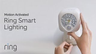Ring Smart Lighting: Smart Security Has Come to Light