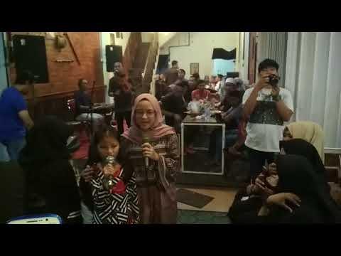 Ya Habibal Qolbi Cover Nissa Sabyan Live @Pangkalpinang Bangka