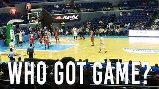 PHILIPPINES BASKETBALL ASSOCIATION: Blackwater vs. Phoenix   Araneta Center