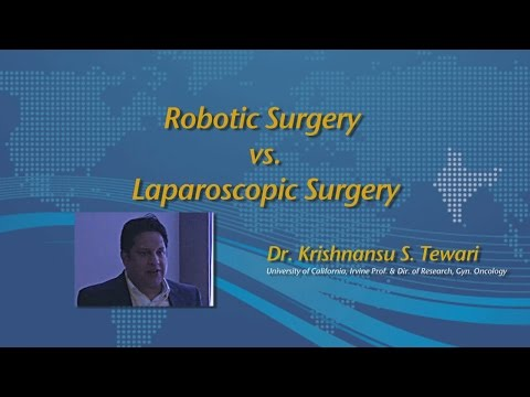 Robotic Surgery vs. Laparoscopic Surgery