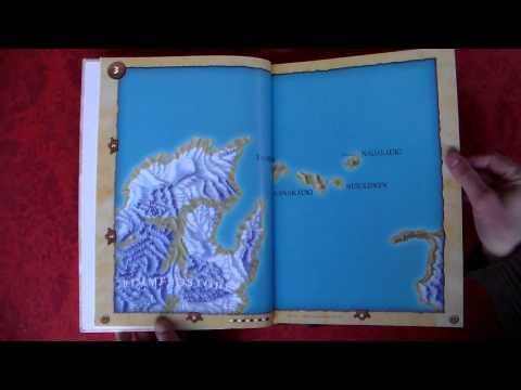 DSA Durchgeblättert Folge 36 - Aventurischer Atlas