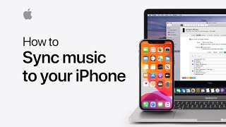 How to sync music from your Mac to your iPhone or iPad in macOS Catalina — Apple Support
