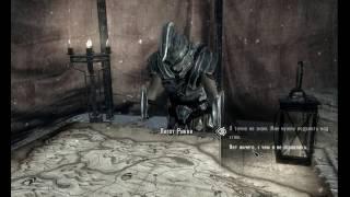 Skyrim:  Атака на форт Кастав