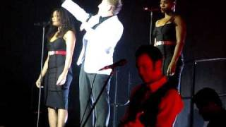 Johnny Reid ~ A Place Called Love Tour ~ Opening/Old Flame