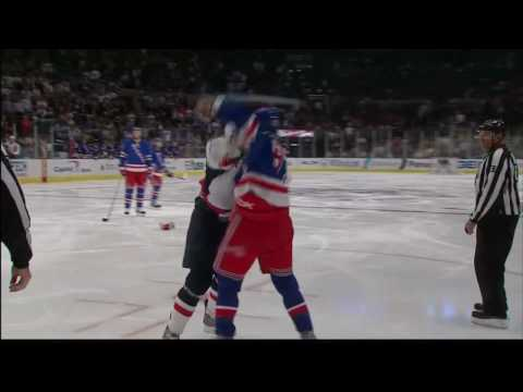 Donald Brashear vs. Brandon Sugden