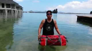 100% Waterproof Duffel Bag - Pro-Sports Waterproof Holdall - Dry Bags - OverBoard