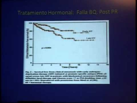 Dimensione della prostata in centimetri