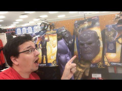 Épicos disfraces del UCM - 2018 Thanos y Muchos Más