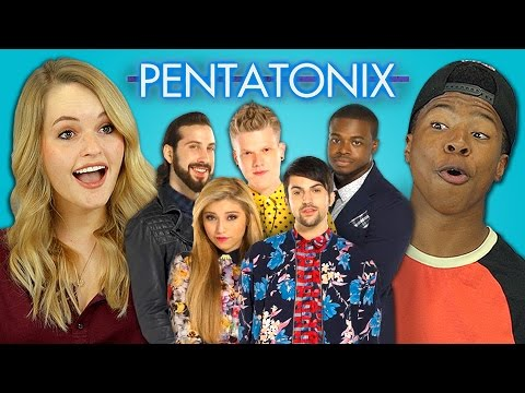 TEENS REACT TO PENTATONIX Mp3