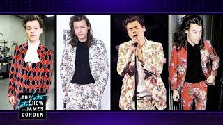 Ikea Is Stealing Harry Styles's Fashion