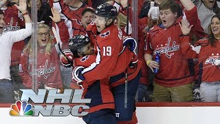 NHL Stanley Cup Playoffs 2019: Hurricanes vs. Capitals | Game 5 Highlights | NBC Sports