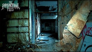 Paranormal Activity On Camera: We Were Not Alone In This Abandoned Morgue