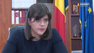 INTERVIU Laura Codruța Kovesi, Partea a IV-a: Faptul că au fost 3-4 procurori cu probleme în DNA, nu înseamnă că toată lumea e la fel