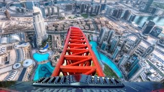 Top 10 Homemade Roller Coasters YOU WONT BELIEVE EXIST!