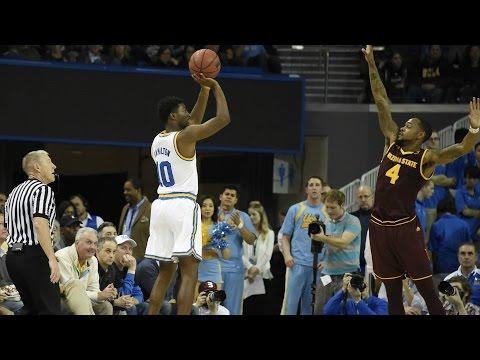 Isaac Hamilton Ties Week-Old UCLA Three-Point Record vs. Arizona State   CampusInsiders