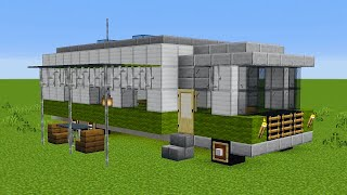Minecraft - How to build a RV