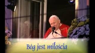 Jan Paweł II - wszystkie pielgrzymki do Polski papieża Jana Pawła 2 (Cały film)