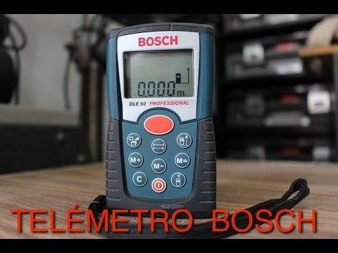 TELÉMETRO BOSCH DLE 50