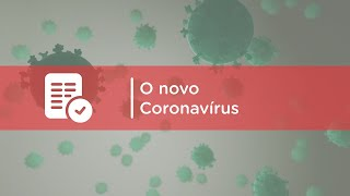 Orientações sobre COVID 19