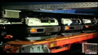 VW Golf Mk3 production