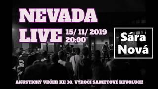 Video Nevada live 2019 # 4 - Sára Nová