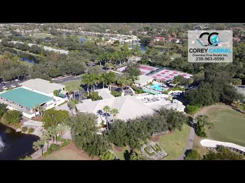 Cypress Woods Golf & Country Club Naples FL Clubhouse Real Estate Homes & Condos