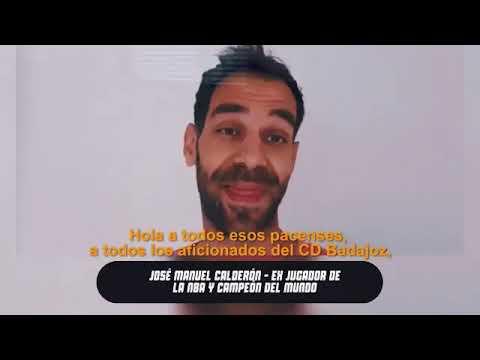 LEYENDAS DEL MUNDO DEL DEPORTE APOYAN AL CD. BADAJOZ