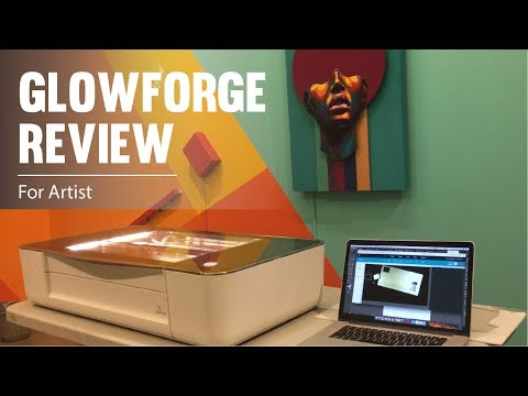 Glowforge laser cutter Review