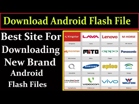 Download How To Download Mobile Flash File And Firmware Latest