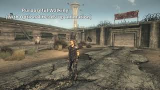 Purposeful Walking with new Heads Up animation by Ashens2014