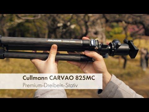Cullmann CARVAO 825MC | 300-Euro-Dreibeinstativ im Test [Deutsch]