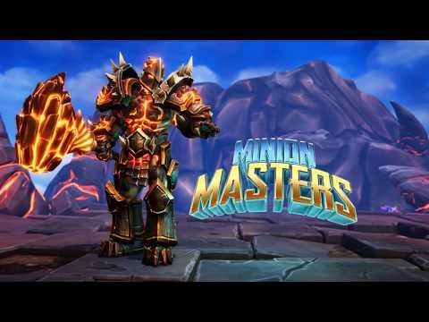 Minion Masters - Flash Trailer thumbnail