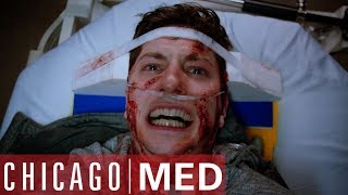 Man Crashes Into A Couple | Chicago Med