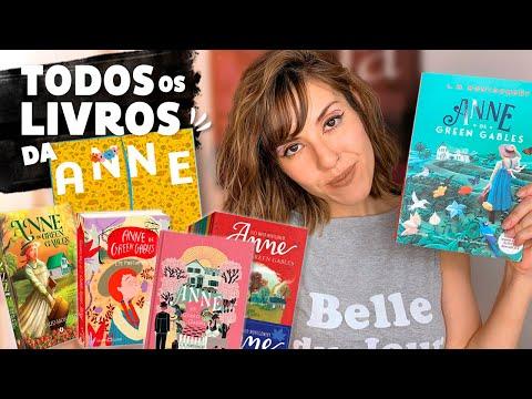 SÉRIE ANNE: todos os livros e todas as edições | Livro Lab por Aline T.K.M.