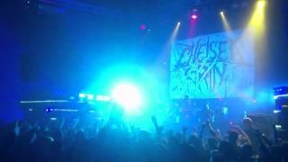 Chelsea Grin - Letters  (live in Minsk,02-04-14)