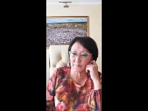 25 июня Сардана Авксентьева в прямом эфире ответила на вопросы горожан