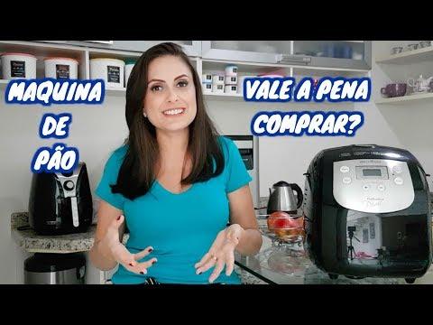 PANIFICADORA ELÉTRICA VALE A PENA COMPRAR?
