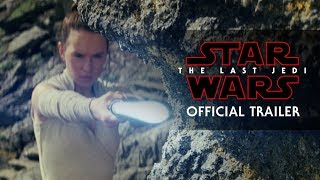 Watch: Star Wars: The Last Jedi Trailer