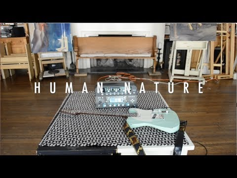 Human Nature with my brother: Ezra Lewis