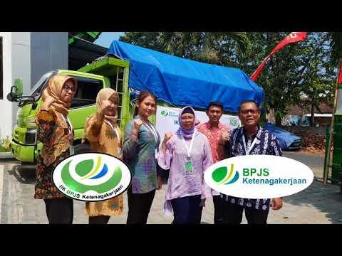 Bantuan Gempa Lombok 2018 - Ikatan Istri Karyawan (IIK) BPJS Ketenagakerjaan