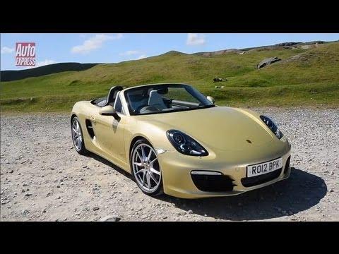 2012 Porsche Boxster S review - Auto Express