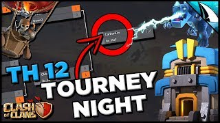 *3 Staring To The Finals* Friday Tourney Max Th 12 | Clash of Clans