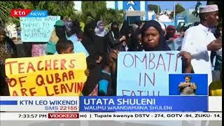 Shule ya msingi ya Qubaa,Majengo-Mombasa wataka mwalimu mkuu wa shule aregeshwe