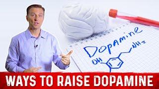 Natural Ways To Raise Dopamine Levels