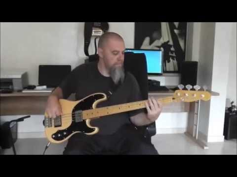 Jérusalem - Anouk Bass Cover by Michel Roth