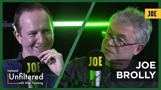 Joe Brolly - RTÉ, the demons and me | Ireland Unfiltered #52