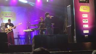 Khuda Jaane, singer KK live at Mirchi Top 20 Concert, MMRDA Grounds, Mumbai, 11 Feb 2017