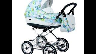 Детская коляска Roan Emma 2 в 1 71 от компании Beesel.com.ua - видео